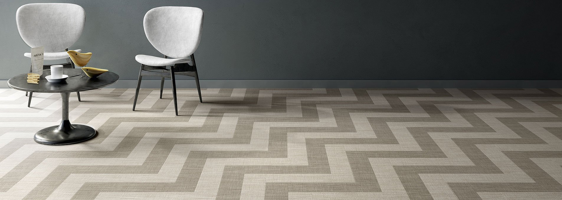 Chevron Floor Tiles Service Page Banner