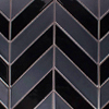Black Chevron Tiles Icon